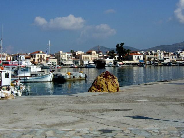 Main port