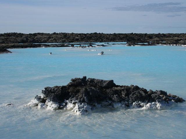 Geothermal spa