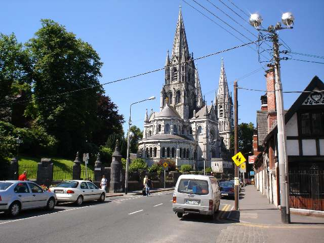 Categorie Cork Cathédrale Saint Finbarre