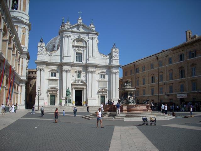 Basilica della Casa Santa