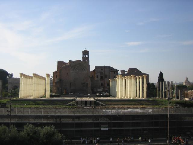 Temple de Vénus et de Rome