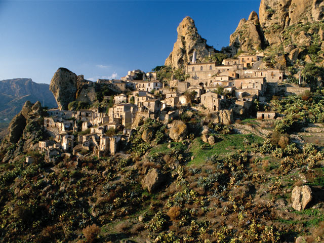 Calabria view