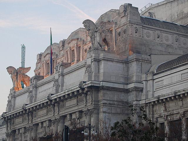 Gare de Milano Centrale