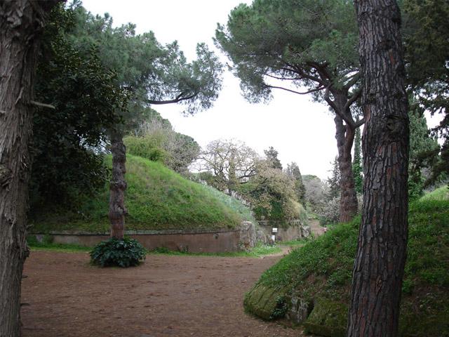 Banditaccia Necropolis