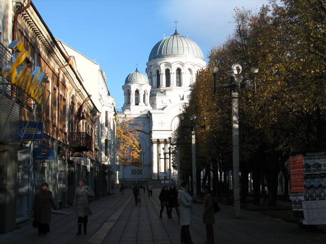 Neo-Byzantine style church