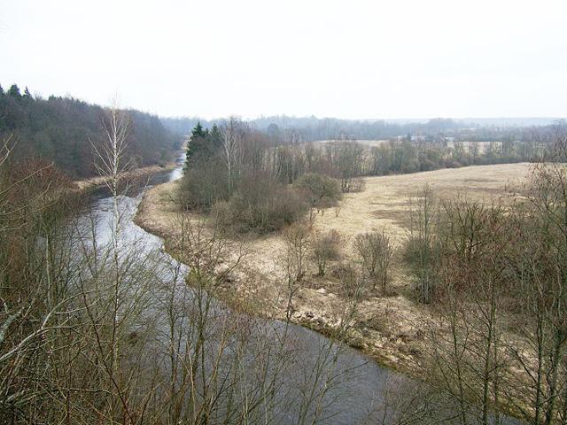 Jura river