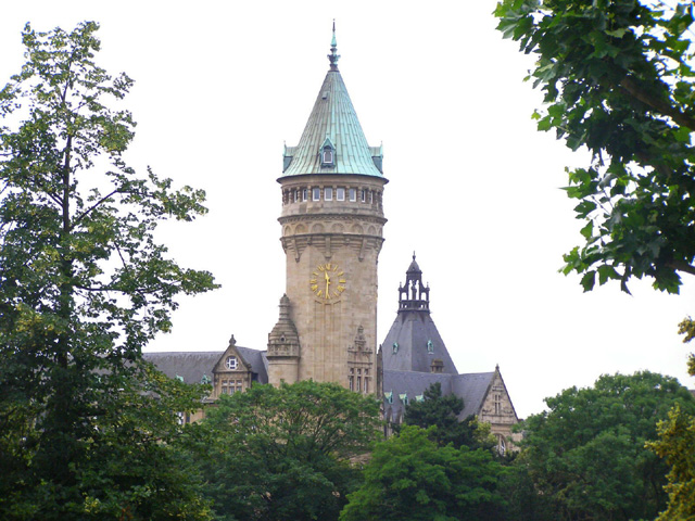 Categorie Luxembourg Centre-ville