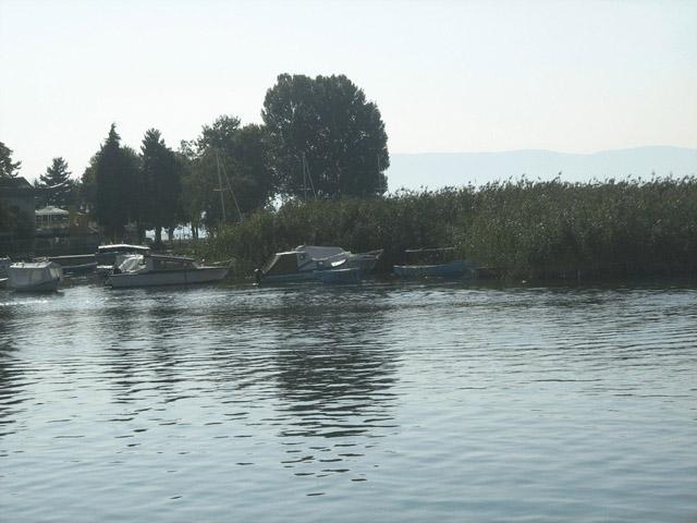 Lac d'Okhrid