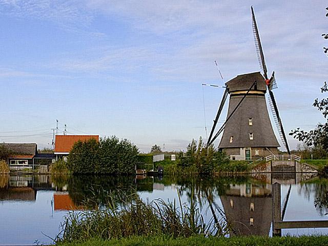 Kinderdijk-Elshout
