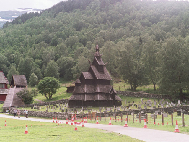 Borgund, Sogn og Fjordane
