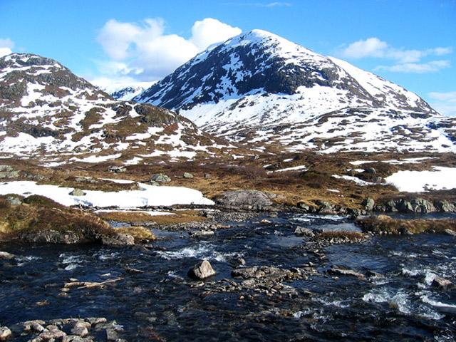 Gaularfjell mountain