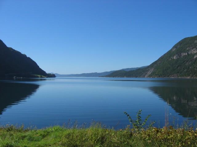 Mauranger Fjord