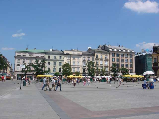 Cracovie Vieille Ville