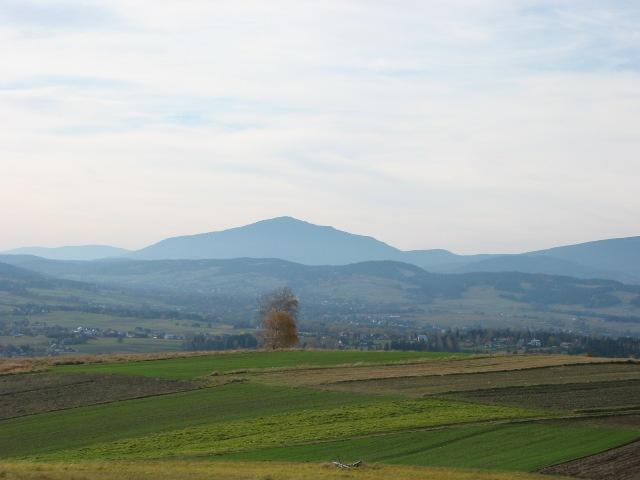 Beskidy Mountains