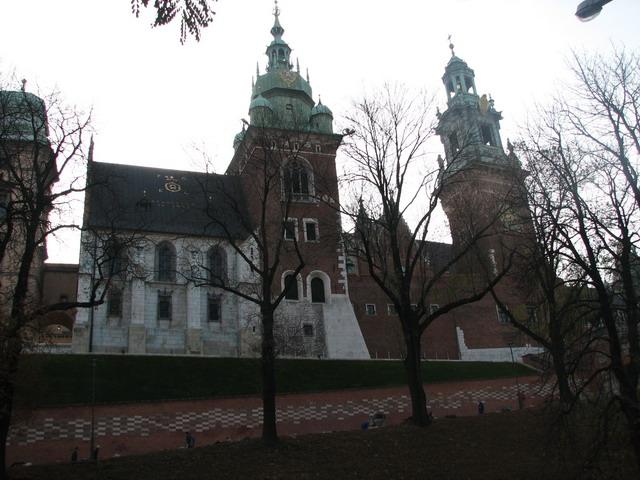 Basilique-cathédrale Saints Stanislas et Venceslas de Cracovie
