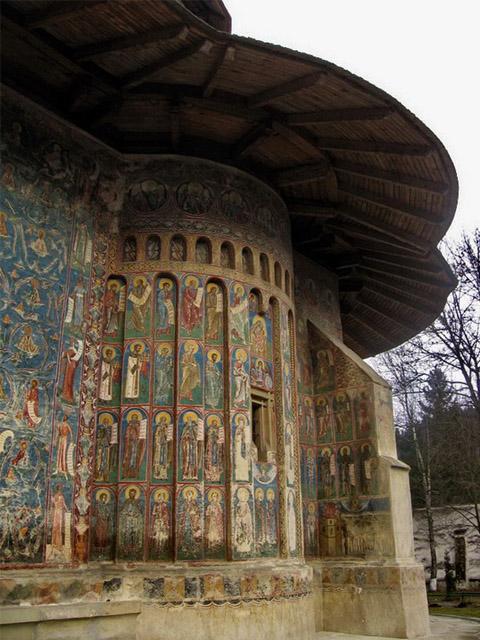Voronet Monastery
