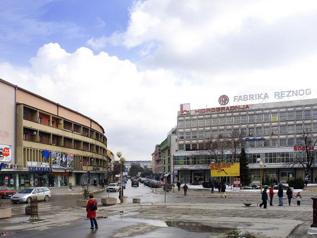 Cacak centre