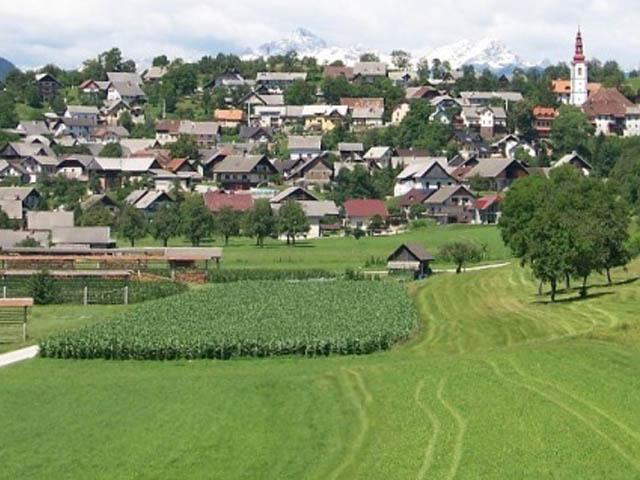 Village Ljubno