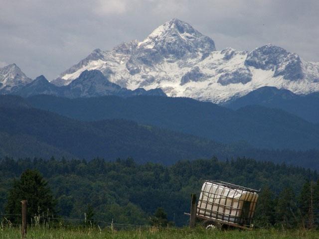 Montagne Triglav