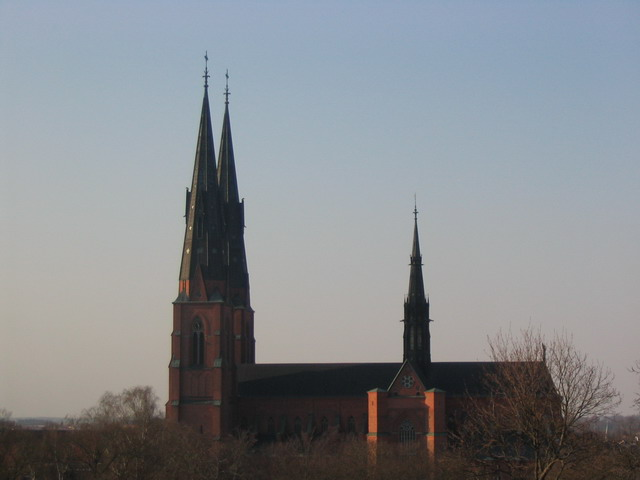 Cathedral of Uppsala