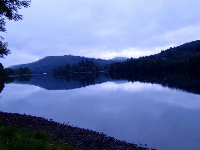 Freshwater loch