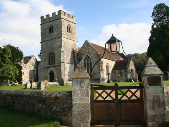 St Mary Codford Church