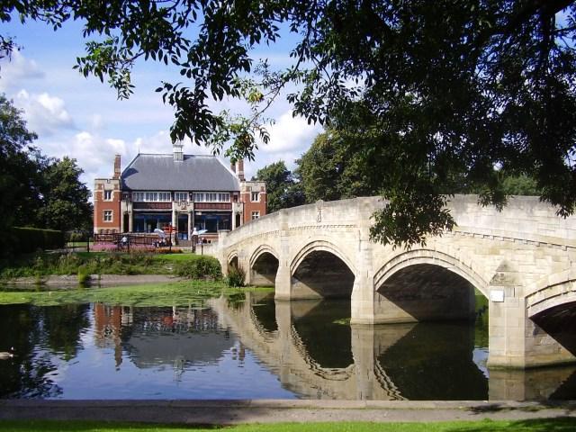 Parc de Studley Royal