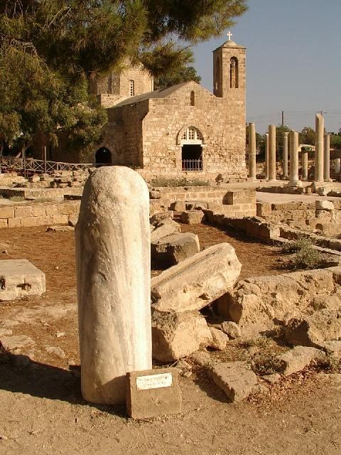 St Paul's Pillars
