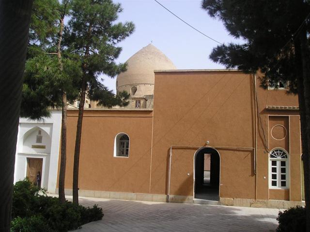 Cathédrale Saint-Sauveur d'Ispahan