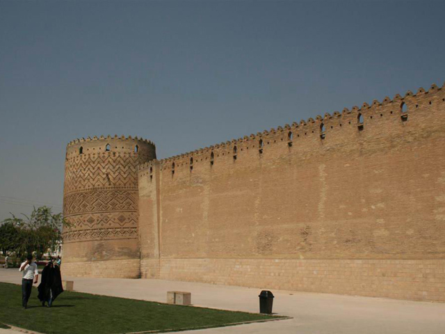 Citadel of Karim Khan-e Zand Arg of Karim Khan (Persian: ارگ کريمخاني), built as part of a complex during the Zand dynasty and is named after Karim Khan, Shiraz (شیراز Shīrāz), Iran