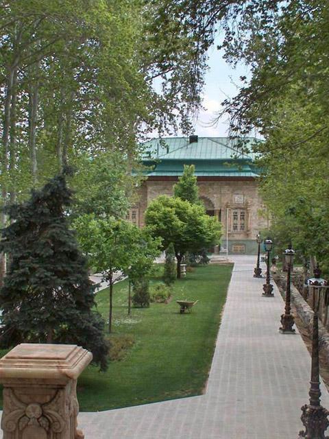 Palais Sa'dabad