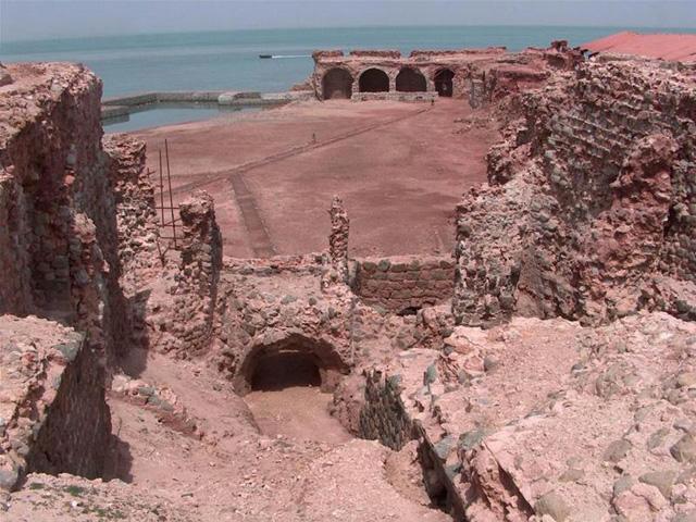 Fortress in Iran