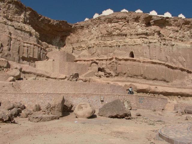 Khorbess Caves