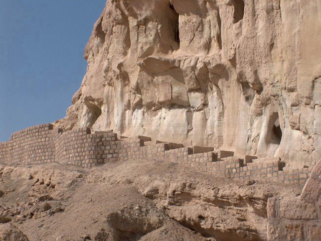 Kharbas Caves