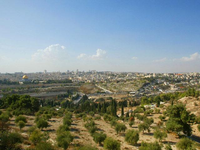 Category Jerusalem View