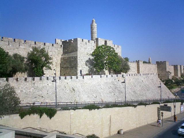 Category Jerusalem Jaffa Gate