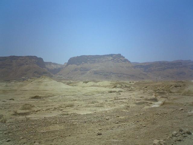 Massada forteresse