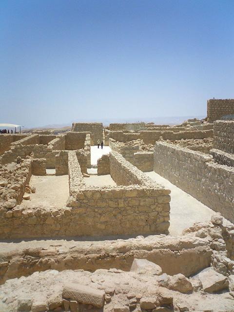 Site of Masada