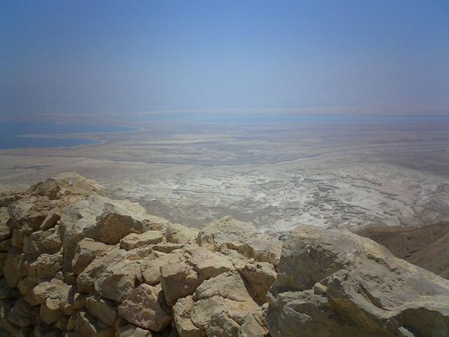 Masada area