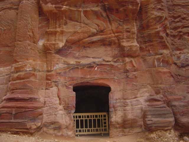 Detail of Petra