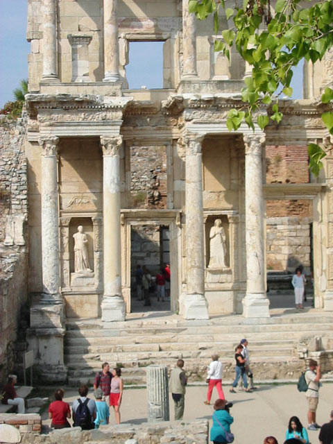 Vestiges of Ephesus