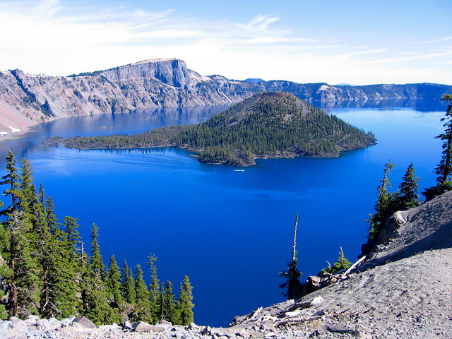 Parc national de Crater Lake