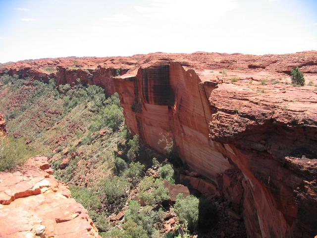 Walls of Kings Canyon