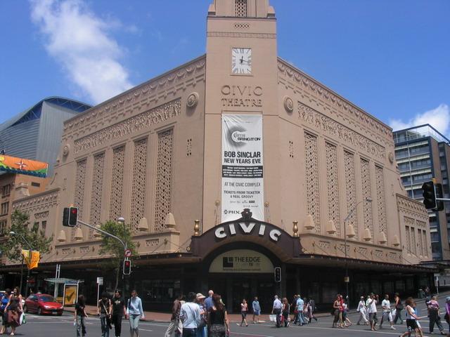 Théâtre Civic