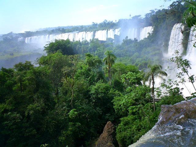 Waterfalls of Iguazu