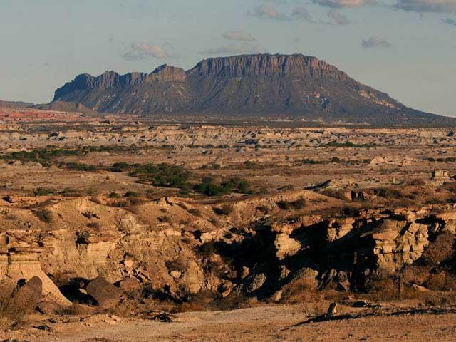 Ischigualasto o Valle de la Luna