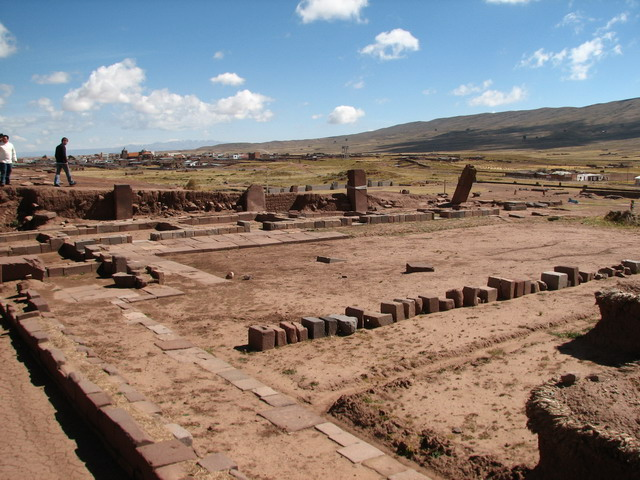 Pre-Columbian archaeological site