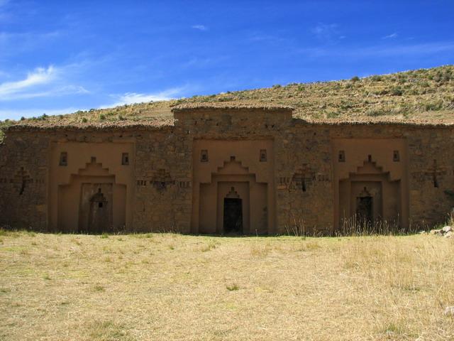 Acllahuasi Ruins