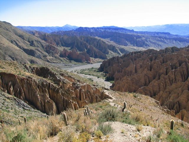 Bolivian countryside