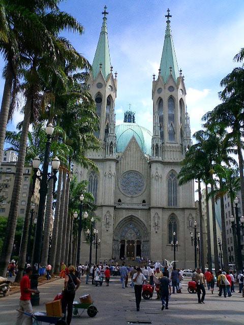 Cathedral of Sao Paulo